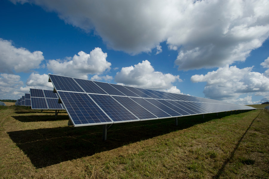 Solar/Li-Ion
